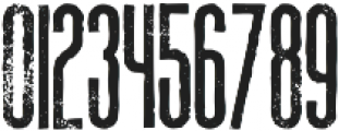Brooklyn Grunge otf (400) Font OTHER CHARS