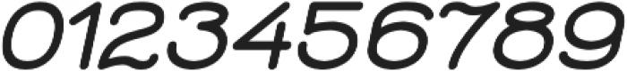 Brookset Clean Oblique otf (400) Font OTHER CHARS