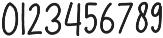 Brostars Sans otf (400) Font OTHER CHARS