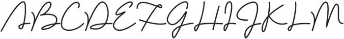 Brownie Script otf (400) Font UPPERCASE