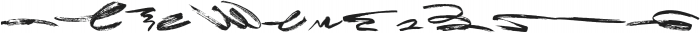 Brownight Swash otf (400) Font UPPERCASE