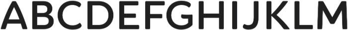 Brushability Sans SemiBold otf (600) Font LOWERCASE