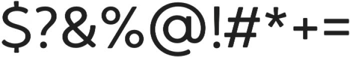 Brushability Sans otf (400) Font OTHER CHARS