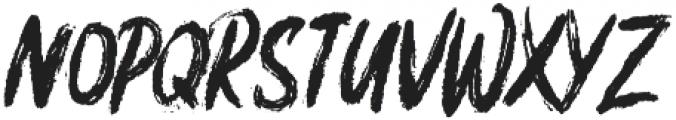 Brushfix otf (400) Font LOWERCASE