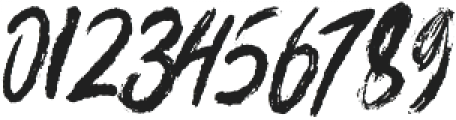 Brushfix ttf (400) Font OTHER CHARS