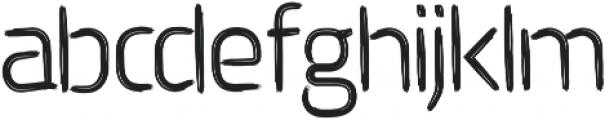 Brushtype Od Regular otf (400) Font LOWERCASE