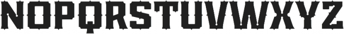 Brut otf (400) Font UPPERCASE
