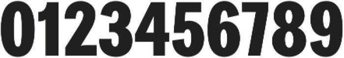 Bruta Pro Compressed otf (700) Font OTHER CHARS
