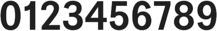 Bruta Pro Condensed Semi Bold otf (600) Font OTHER CHARS
