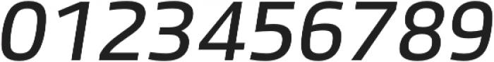 Bruum FY otf (400) Font OTHER CHARS