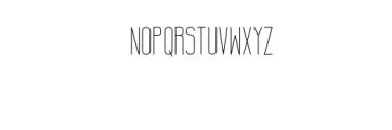 Brand.otf Font UPPERCASE