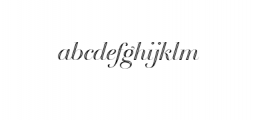 Breathe Neue Special.otf Font LOWERCASE