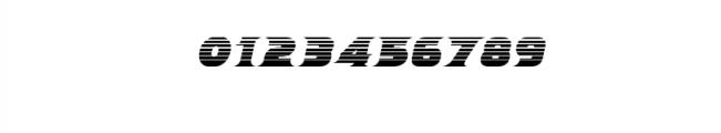Breeze Gradients Italic.ttf Font OTHER CHARS