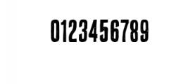 Bronx Shoes Custom Font Font OTHER CHARS
