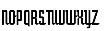 Brass Rule Script Font UPPERCASE