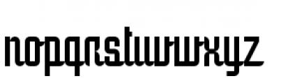 Brass Rule Script Font LOWERCASE