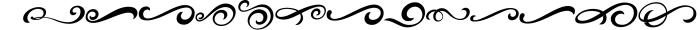 Braton Composer Typeface 6 Font LOWERCASE