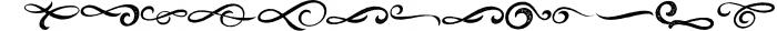 Braton Composer Typeface 9 Font UPPERCASE
