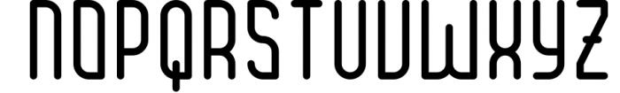 Brengkel - Condensed Font Font UPPERCASE