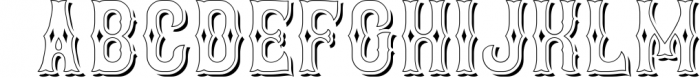 Brewery 1 Font UPPERCASE