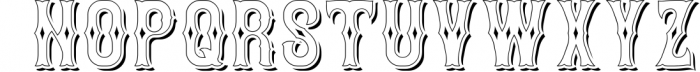 Brewery 1 Font LOWERCASE