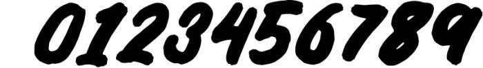 Bricktoms SVG & REGULAR Font OTHER CHARS
