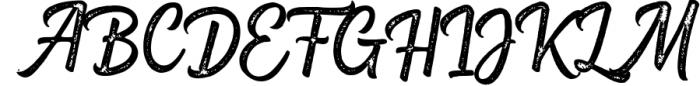 Brightside Font UPPERCASE