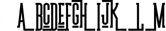 Brooklyn Typeface 2 Font UPPERCASE