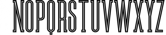 Brooklyn Typeface Font LOWERCASE