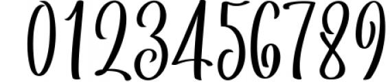 BrushWork TypeFace 1 Font OTHER CHARS