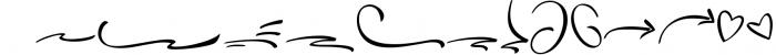 BrushWork TypeFace Font LOWERCASE