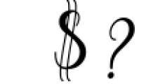 brillyo script 1 Font OTHER CHARS