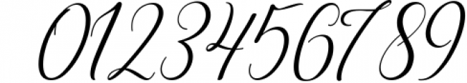 brillyo script Font OTHER CHARS
