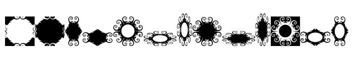 BRDoodles Font LOWERCASE