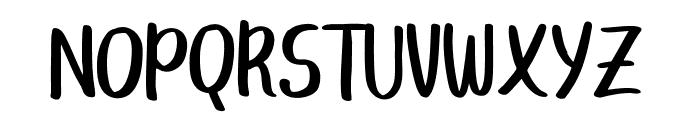 BREAK BEACH Font UPPERCASE