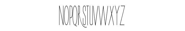 BREE Font UPPERCASE