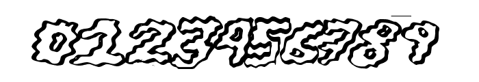 BrainWashers Font OTHER CHARS