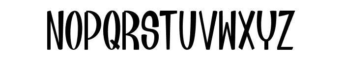 Brainfish_PersonalUseOnly Font UPPERCASE