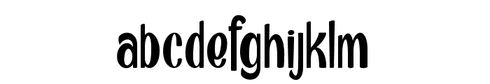 Brainfish_PersonalUseOnly Font LOWERCASE