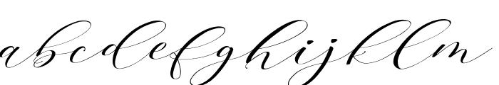 Brainlove Font LOWERCASE