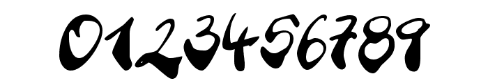 BranchingMouse Becker Font OTHER CHARS
