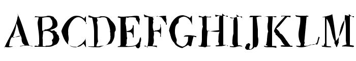 Brandomi-Medium Font UPPERCASE