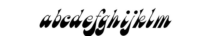 Brandy Script Font LOWERCASE