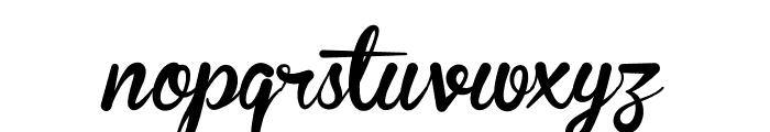 Brannboll F PERSONAL USE ONLY Font LOWERCASE