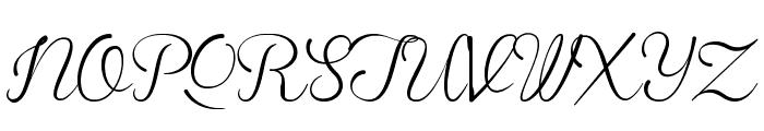 Brannboll Smal Font UPPERCASE