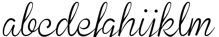 Brannboll Smal Font LOWERCASE