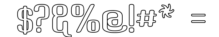 Brassiere Seethru Font OTHER CHARS