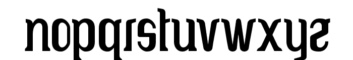 Brava Font LOWERCASE
