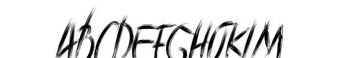 BraveHeart Font UPPERCASE
