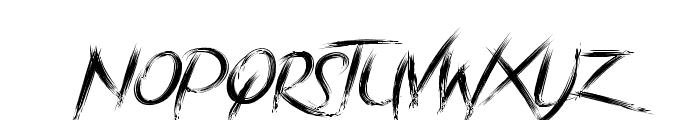 BraveHeart Font LOWERCASE
